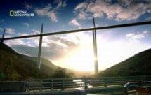 National Geographic. Инженерные идеи с Ричардом Хаммондом - Сейсмостойкий мост (Engineering Connections - Earthquake resistant bridge)