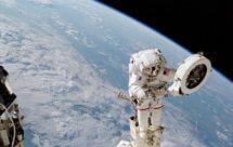 National Geographic. Год в открытом космосе