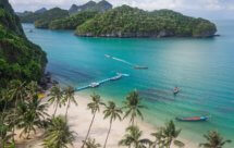 National Geographic. Дикая природа Таиланда: тепло и обилие дождей (Wild Thailand -  Warmth and plenty of rain)