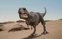 National Geographic. Смертельный бой динозавров