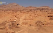 National Geographic. Затерянные сокровища Египта - 5 серия