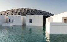 National Geographic. Мегасооружения: музей Лувр Абу Даби (Megastructures: Louvre Abu Dhabi)