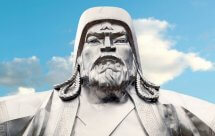 National Geographic. Тайна гробницы Чингисхана (The tomb of Genghis Khan. The secret revealed)