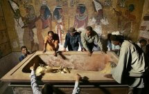 National Geographic. Солнечный фараон Египта: тайны и сокровища (Egypt's sun King: Secrets and Treasures)